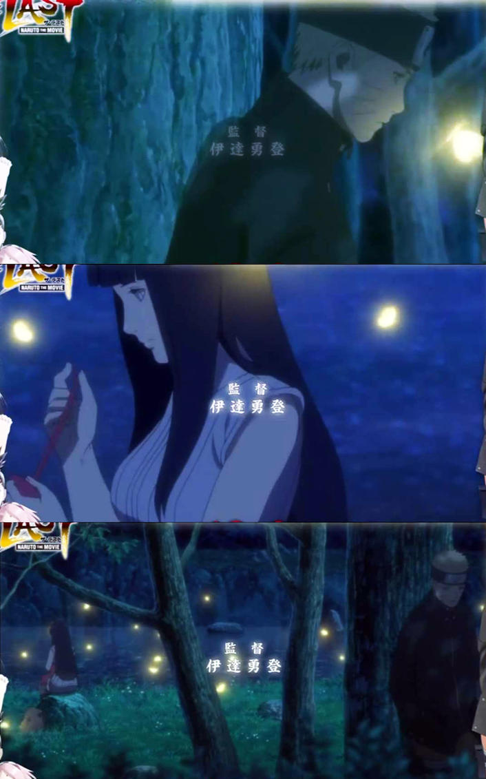NaruHina The Last Movie by Laeducan