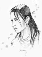 Byakuya by RuthLampi