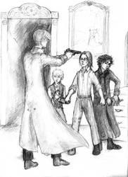 An Unforseen Betrayal by RuthLampi