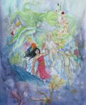 Underwater finale - Kickstarter last call! by RuthLampi