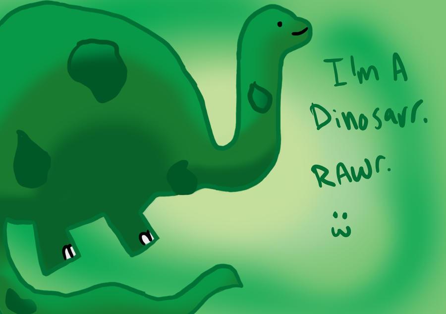 Cute Dinosaur Wallpaper By Kulu4