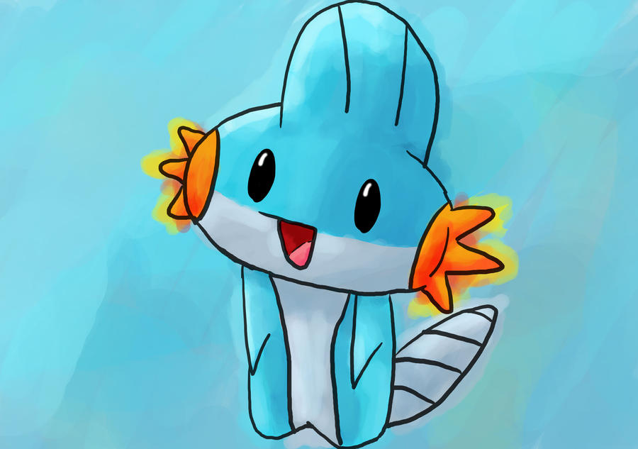 gallery for mudkip cute