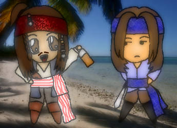 Chibi Jack Sparrow