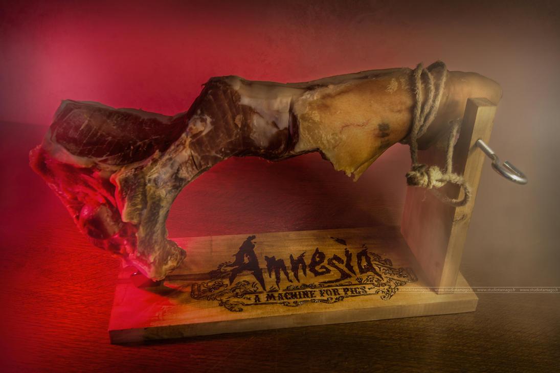 Amnesia : A Machine For Pig by StudioTamago