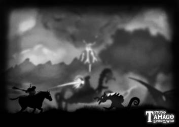 Zelda : Limbo to the wild by StudioTamago