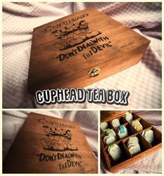 CupHead TeaBox by StudioTamago