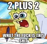 Spongebob Math