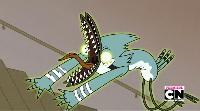Regular Show TTOTP 4 Screenshot by cartoon56