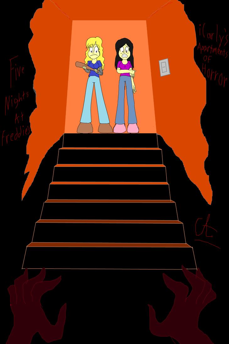 iCarly-5 Nights at Freddie's by cartoon56