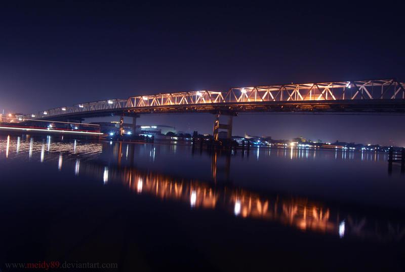 Jembatan Tol Kapuas Pontianak by meidy89
