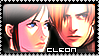 CLeon Stamp by DemonLeon3D