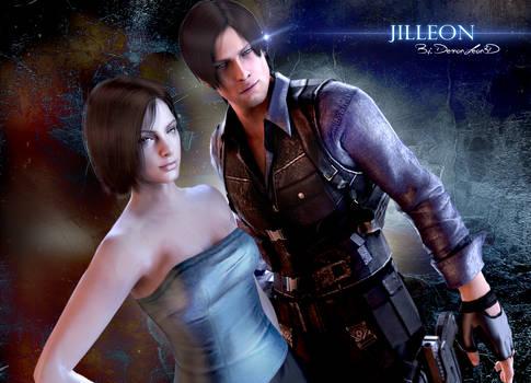 #Jill x Leon