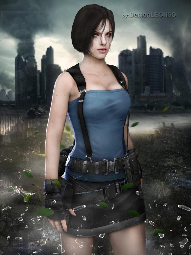 Seems Resident evil movie girl assure