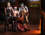 #Merry-Christmas  -  Devils Never Cry