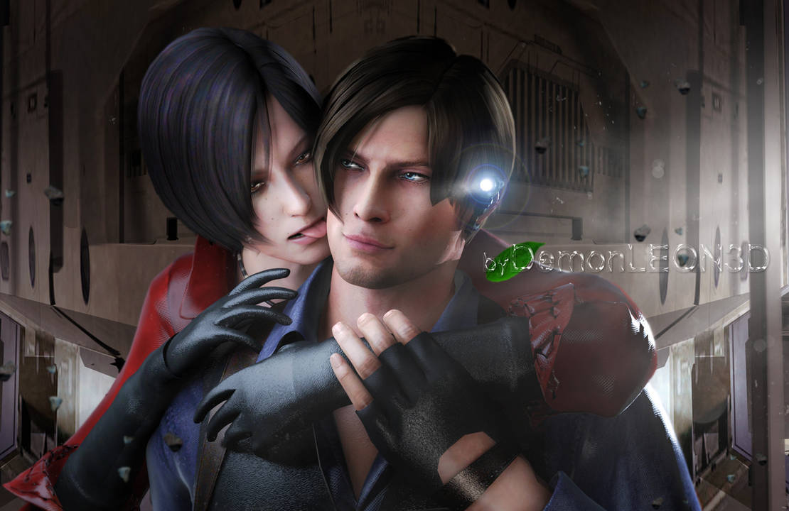 He Is Mine And Only Mine!!! By DemonLeon3D On