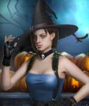 Jill's Halloween