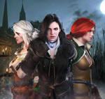 The Witcher - Ladies