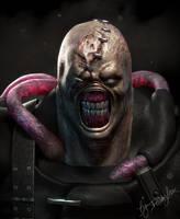 Boss Nemesis by DemonLeon3D