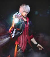 Nero by DemonLeon3D