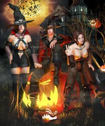 Helena Leon Claire - Halloween