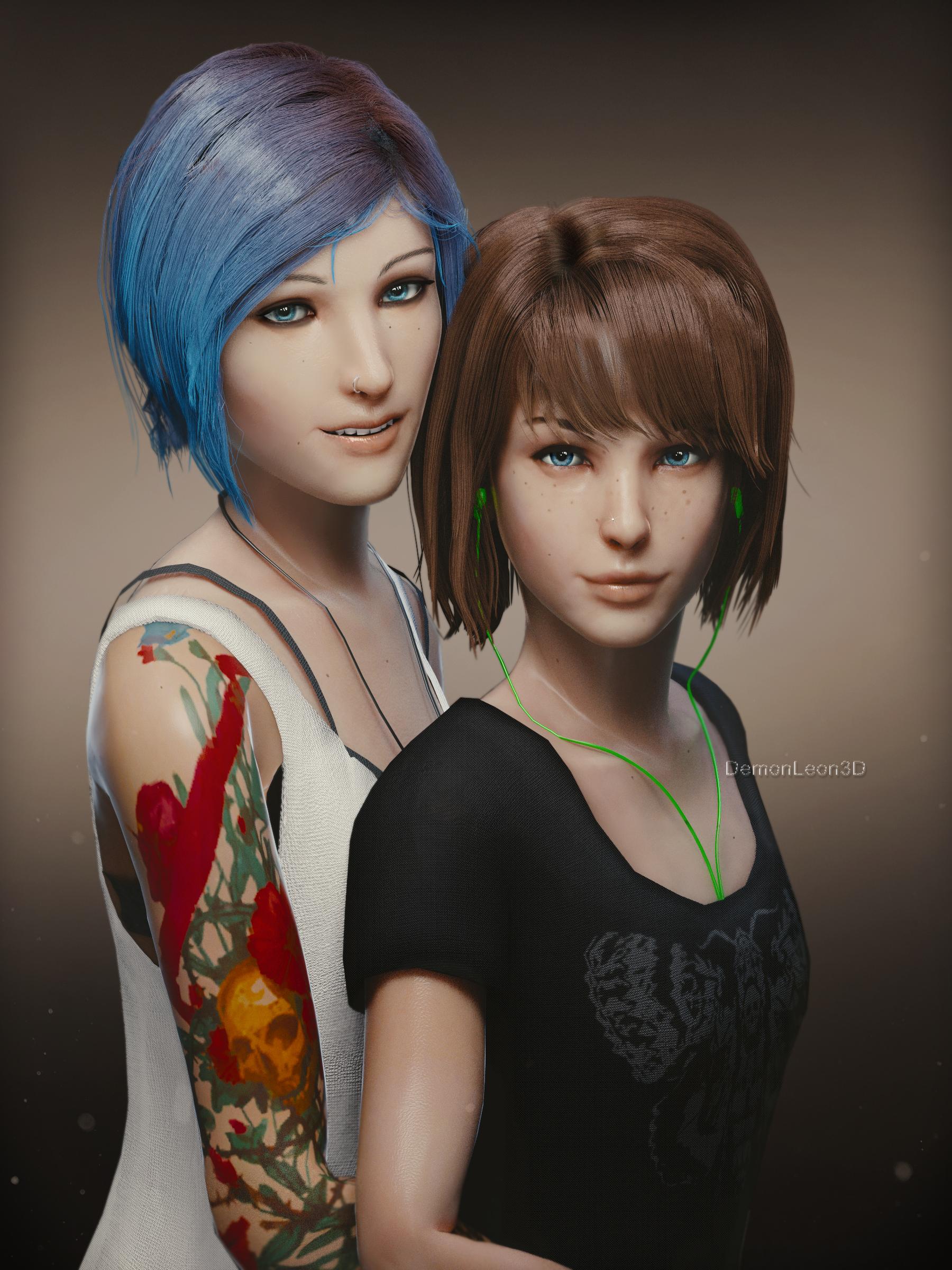 chloe and max