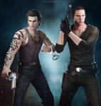 Resident Evil - Billy x Jake