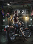 RE2 Claire Redfield