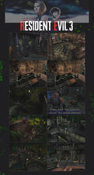 RE3 Remake EPIC Environment