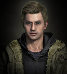 Ethan - Resident Evil Village
