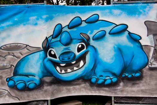 Graffiti Jam Almere 2011