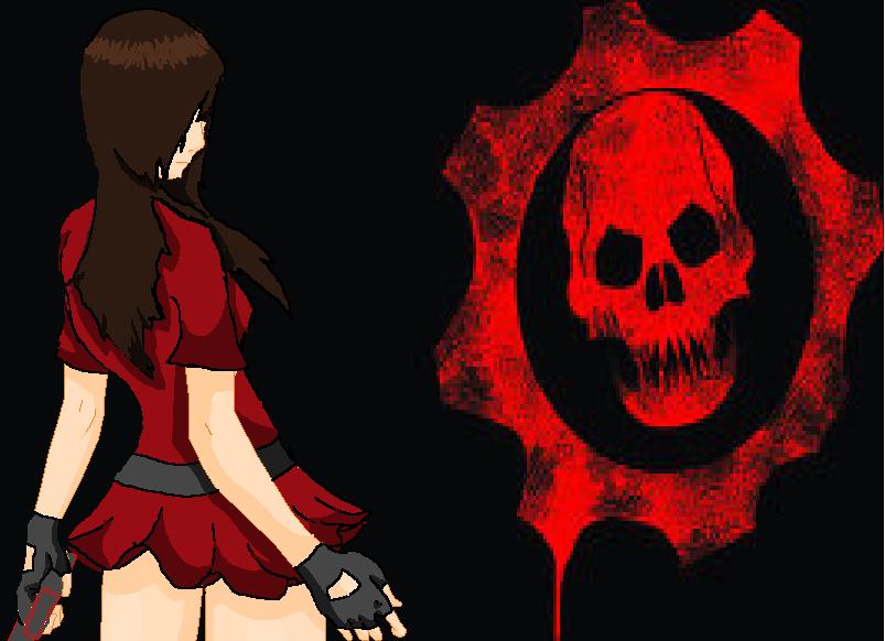 Gears Of War Girl By MonsterNiccals On DeviantArt