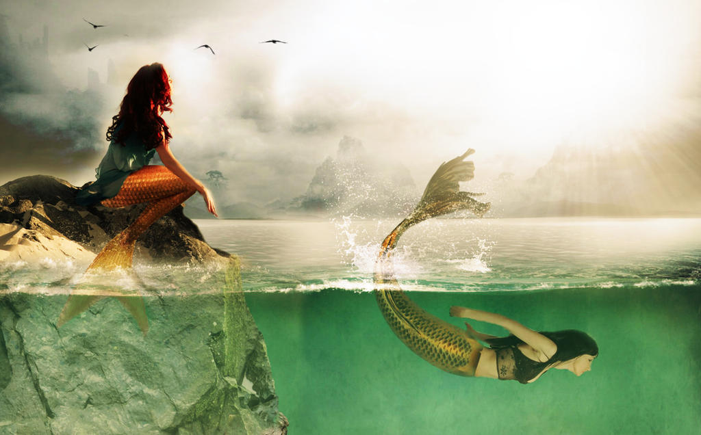 The Mermaids and the Sun