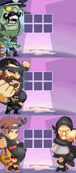 Crete Fighter Beat'em Up by neofotistou