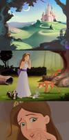 Cough Medicine Ad-Disney Style