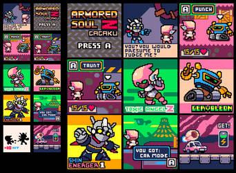 Armored Soul Gagaku