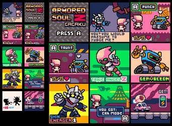 Armored Soul Gagaku by neofotistou
