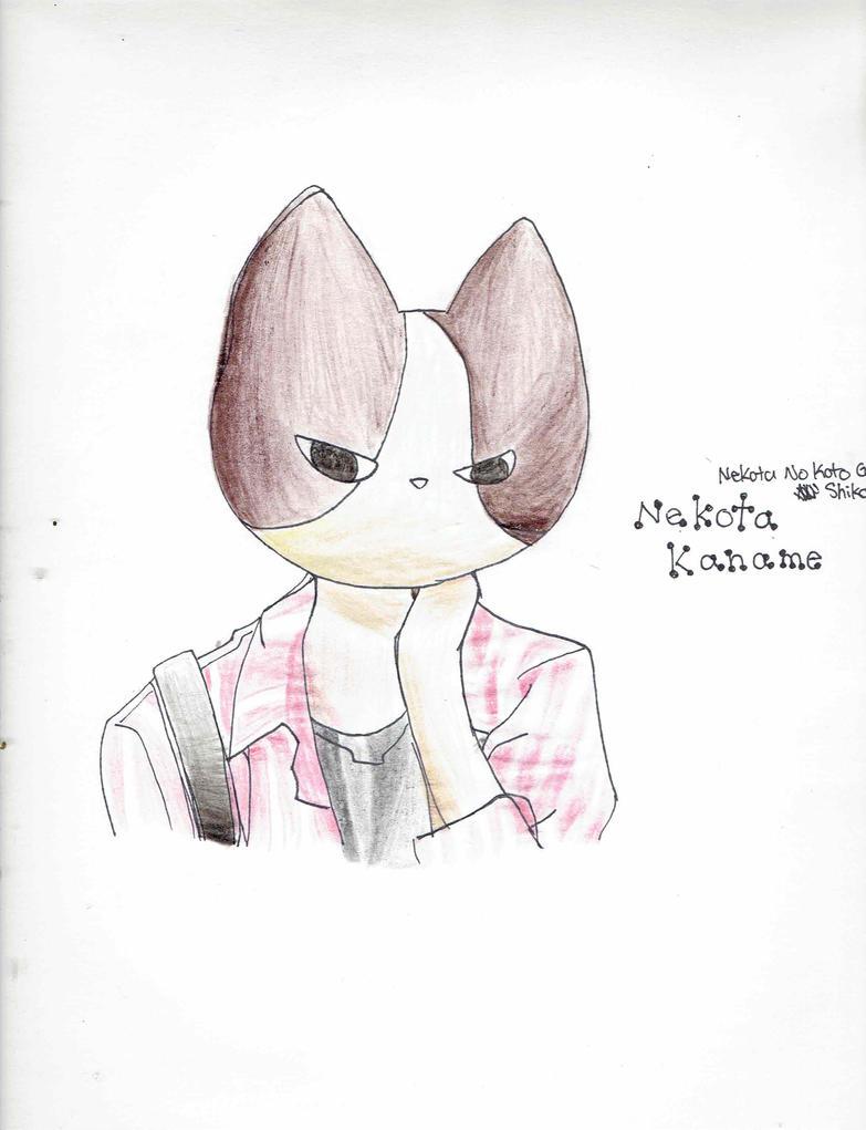 Nekota Kaname by SeiginNoTransformice