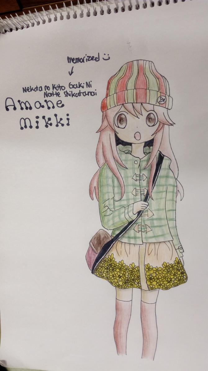 Amane Mikkiko by SeiginNoTransformice