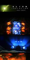 Alien Isolation Beauty Project