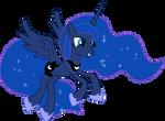 Luna Being Luna, I Guess