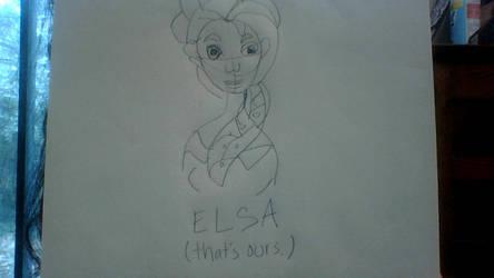 Elsa by arual