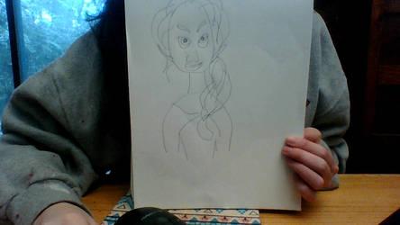 Elsa1 by arual