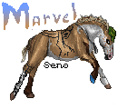 Marvel (Art trade with shiasgraphics) by SenoSesa