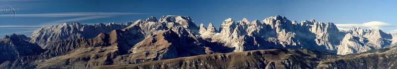 Dolomites by Yagoryo