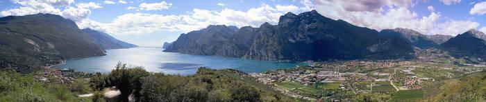 lago di Garda by Yagoryo