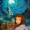 My icon - Beauty and beast. by MarionSama