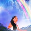 My icon - Pocahontas.