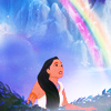 My icon - Pocahontas. by MarionSama