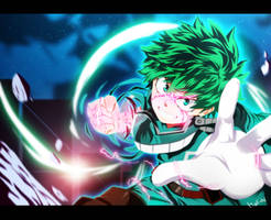 IZUKU MIDORIYA - DEKU ( ONE FOR ALL )