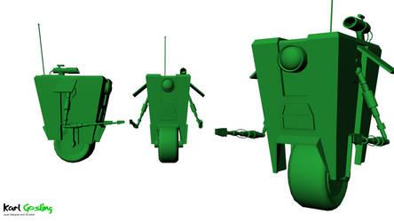 Armored Claptrap Portfolio